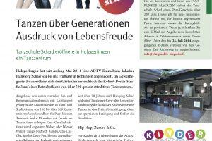 Pluspunkte Magazin - Juni 2014